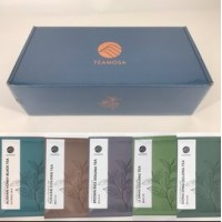 TEAMOSA茶葉禮盒(5款 30包)